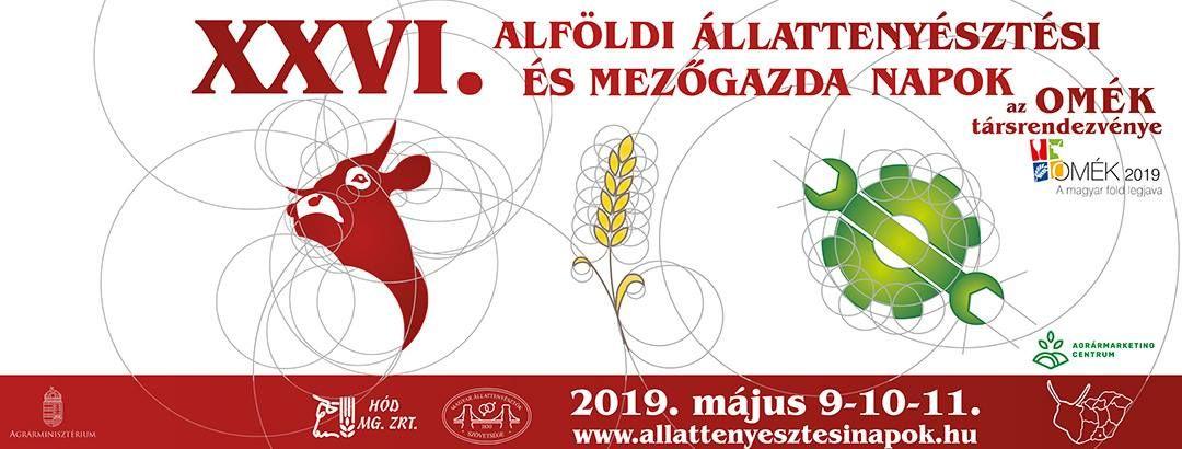 XXVI. Alföldi Állattenyésztési és Mezőgazda Napok